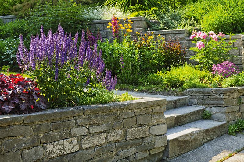 Gartenanlagen I Bau